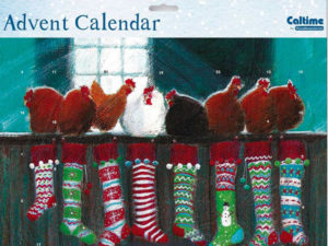 Gifts for Chicken Keepers Advent Calendar