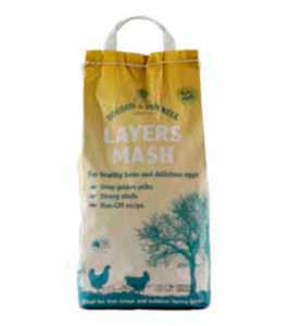 ChickenGuard Christmas Gifts for Chicken Keepers Dodson and Horrell Layers Mash