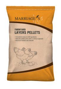 Marriage's Farmyard Pellets