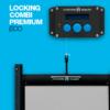 Locking Combi Premium Eco